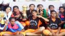 রাজবাড়ীতে মেয়েদের কাবাডি প্রতিযোগীতা অনুষ্ঠিত
