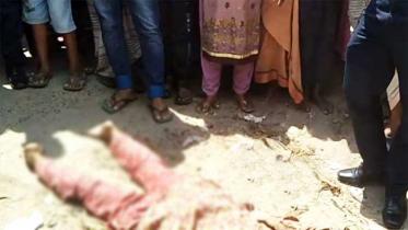ছেলেধরা সন্দেহে গণপিটুনিতে নারী নিহত