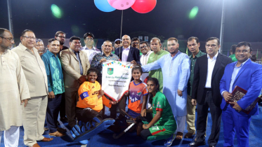বাংলাদেশ অনূর্ধ্ব-২১ নারী দলকে এফএসআইবিএলের পৃষ্ঠপোষকতা