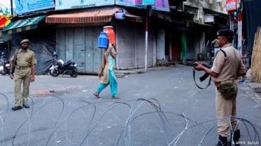 'কাশ্মীরের পরিস্থিতি স্বাভাবিক হবে কাল থেকে'