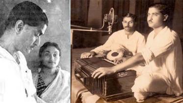 প্রথিতযশা সঙ্গীতশিল্পী কমল দাশগুপ্ত'র মৃত্যু দিবস আজ