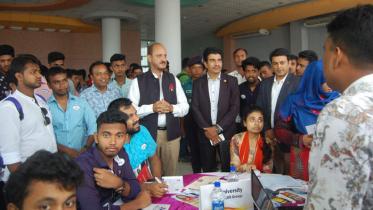 খুলনায় ভারতীয় শিক্ষা প্রতিষ্ঠান নিয়ে 'স্টাডি ইন ইন্ডিয়া'মেলা
