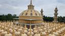 ২০১ গম্বুজের চোখ জুড়ানো মসজিদ