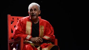 কিংবদন্তী অভিনেতা নাসির উদ্দিন শাহ'র জন্মদিন আজ