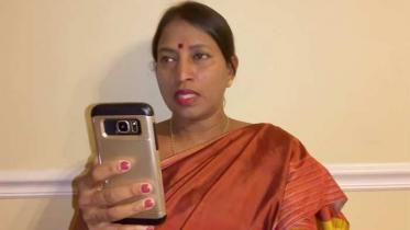 আমি অবশ্যই দেশে ফিরব : প্রিয়া সাহা