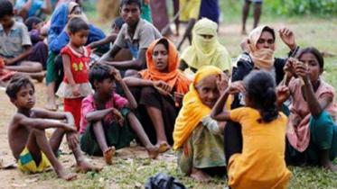 'রাখাইনে এখনও ধ্বংস করা হচ্ছে রোহিঙ্গা গ্রাম'
