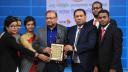 'ডেঙ্গু নিয়ন্ত্রণে অবদান' রাখায় মন্ত্রী তাজুলকে সম্মাননা