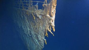 পানির নিচে কেমন আছে টাইটানিক, দেখুন ভিডিওতে