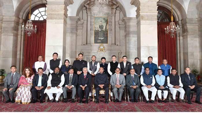 ভারত চায় শক্তিশালী ও সমৃদ্ধ বাংলাদেশ : রাষ্ট্রপতি কোবিন্দ