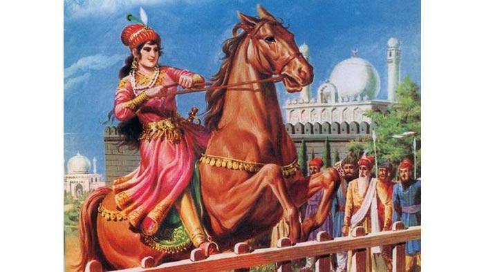 ভারতবর্ষের প্রথম নারী শাসক সুলতানা রাজিয়ার বীরত্ব কি জানেন?