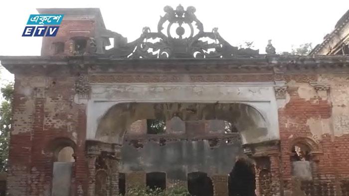 ধ্বংসের পথে ঐতিহাসিক দুবলহাটি রাজবাড়ি (ভিডিও)
