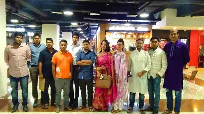 ঢাকায় নজরুলিয়ানদের ইফতার মাহফিল অনুষ্ঠিত