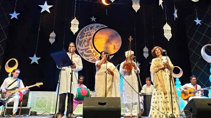 কায়রো অপেরা হাউসে বাংলাদেশ সাংস্কৃতিক দলের পরিবেশনা