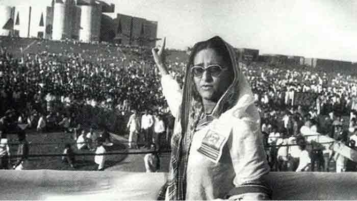 'বাংলাদেশের সবচেয়ে বড় অনুপ্রেরণার নাম শেখ হাসিনা'