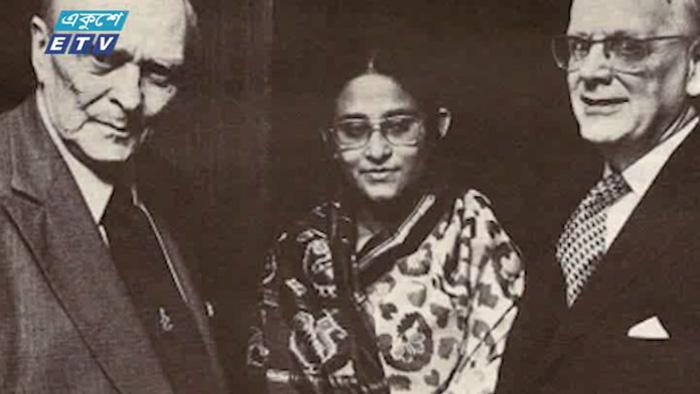 শেখ হাসিনার দৃঢ় নেতৃত্বে বাংলাদেশ এখন উন্নয়নের অভিযাত্রায়