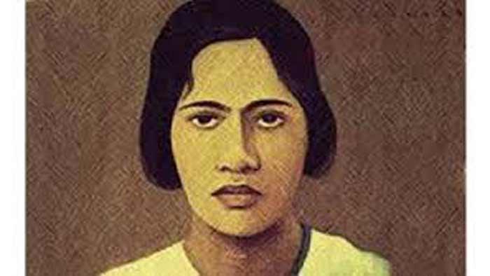 যাঁরা ভোর এনেছিলো:মহান বিপ্লবী প্রীতিলতা ওয়াদ্দেদার