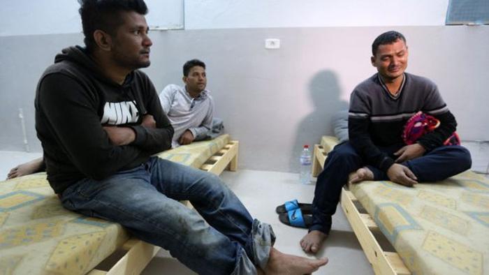 '৮২ জন একরুমে, গোসল নাই তিন মাস'
