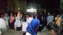 বাগেরহাটে ম্যাটস শিক্ষার্থীদের বিক্ষোভ-ভাঙচুর