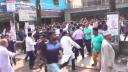 নোয়াখালীতে বিএনপি-পুলিশ সংঘর্ষ, আহত ১৫