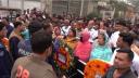 টাঙ্গাইলে ১৪৪ ধারা ভেঙ্গে র্যালির চেষ্টা, পুলিশের বাধা
