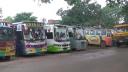 চুয়াডাঙ্গায় দ্বিতীয় দিনেও বাস চলাচল বন্ধ, ভোগান্তিতে যাত্রীরা