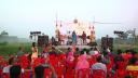 কুমিল্লা গোমতী নদীর চরে নদী কেন্দ্রিক সাংস্কৃতিক অনুষ্ঠান