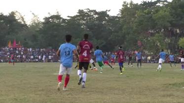 কুমিল্লায় মাদকের বিরুদ্ধে ফুটবল টুর্নামেন্ট অনুষ্ঠিত