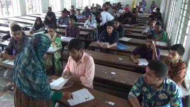 কুবিতে 'এ' ইউনিটের ভর্তি পরীক্ষা সম্পন্ন