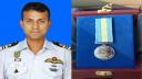 নৌ-বাহিনীর বিশিষ্ট সেবা পদক পেলেন লেঃ কমান্ডার মোজাক্কির হোসেন