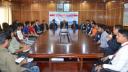 বেরোবির দুর্যোগ ব্যবস্থাপনা বিভাগকে 'সেশনজট মুক্ত বিভাগ' ঘোষণা