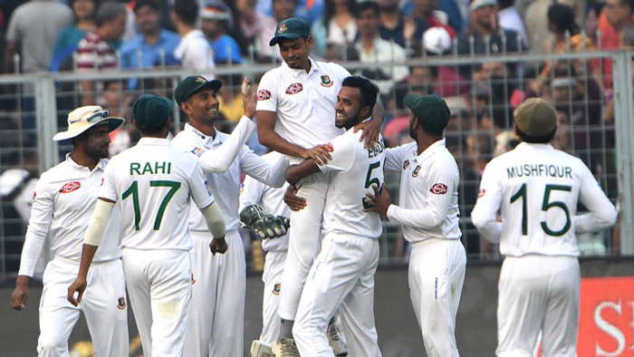 বাংলাদেশ জাতীয় টেস্ট ক্রিকেট দল