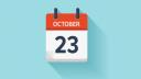 ২৩ অক্টোবর : ইতিহাসের এই দিনে