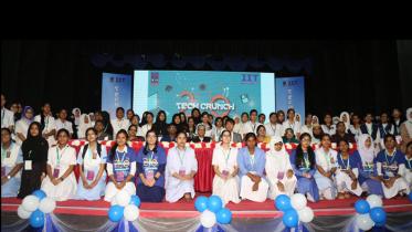ঢাবিতে নারী শিক্ষার্থীদের নিয়ে তথ্য-প্রযুক্তি বিষয়ক কর্মশালা