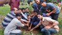 হাবিপ্রবিতে শেখ রাসেল এর জন্মদিনে বৃক্ষরোপণ কর্মসূচি