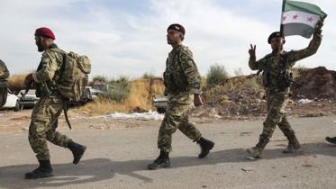 সিরিয়ায় মার্কিন বাহিনী হামলার শিকার: পেন্টাগণ