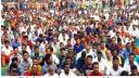 কলারোয়ায় উপজেলা আ.লীগের দুর্নীতি বিরোধী সমাবেশ