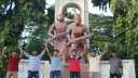 রাজশাহী বিশ্ববিদ্যালয় তারুণ্যের 'সাবাস বাংলাদেশ'