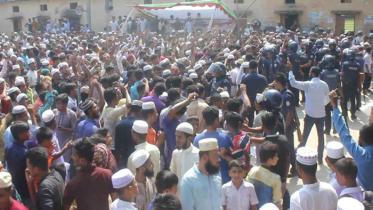 ভোলার ঘটনা পরিকল্পিত: সম্প্রীতি বাংলাদেশ