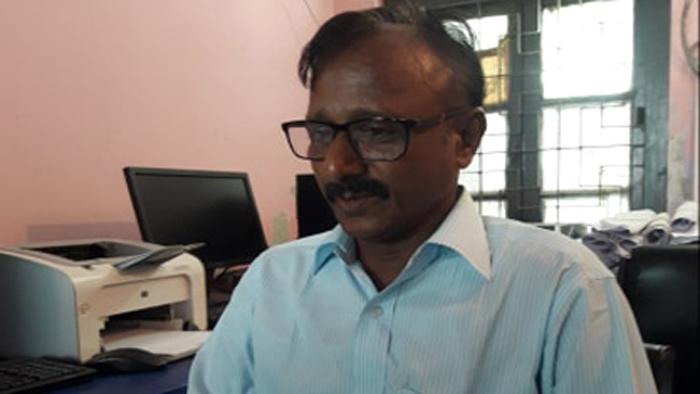 উপজেলা অডিট অফিসার নিখিল চন্দ্র।