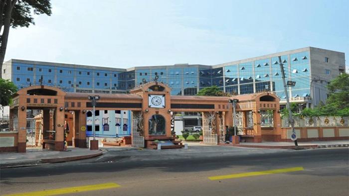 ঢাকা মেট্রোপলিটন পুলিশ'র সদর দপ্তর
