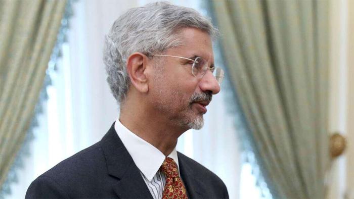 ভারতের পররাষ্ট্রমন্ত্রী এস জয়শঙ্কর- এপি