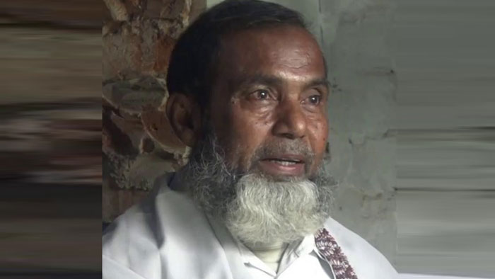 প্রবীণ শিক্ষক নাসিম উদ্দিন (৫৮)