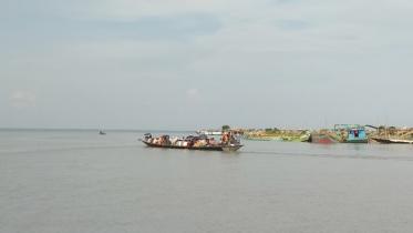 সিরাজগঞ্জে ফের পানিবন্দি কয়েক হাজার মানুষ