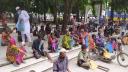 কারাবন্দি দিবসে দুস্থ প্রতিবন্ধীদের মাঝে খাবার ও বস্ত্র বিতরণ