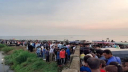 রসুলপুরে দর্শনার্থীদের উপচে পড়া ভিড়, নেই স্বাস্থ্যবিধির বালাই