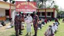 শ্রীমঙ্গলে বিজিবি উদ্যোগে ৮০০ পরিবারে খাদ্য সামগ্রী বিতরণ