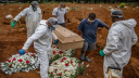 ব্রাজিলে আরও ১৪শ' মৃত্যু, আক্রান্ত বেড়ে ২৮ লাখ