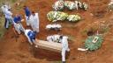 ব্রাজিলে টানা সহস্রাধিক মৃত্যু, আক্রান্ত বেড়ে ২৯ লাখ