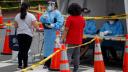 যুক্তরাষ্ট্রে অপরিবর্তিত সংক্রমণ হার, মৃত্যু আরও ১৩শ'