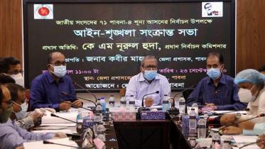 নির্বাচন কমিশন কারো পক্ষপাতিত্ব করে না: সিইসি